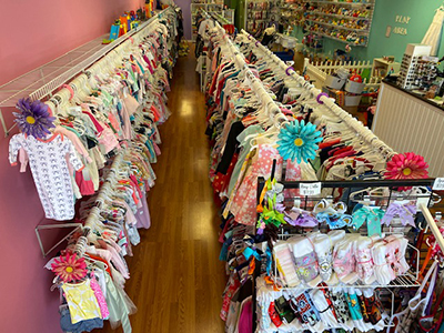 Kids clothes consignment So MD